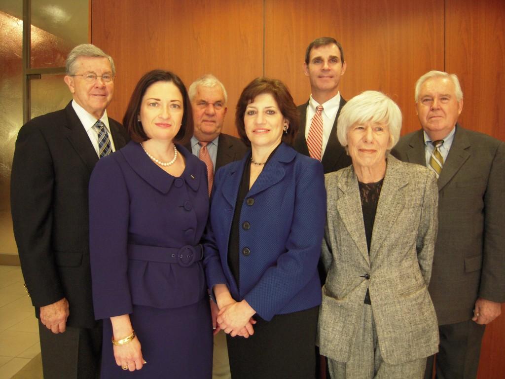 Evelyn F. McKnight Brain Research Foundation trustees