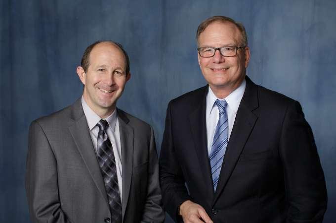 Doctors Golde and DeKosky