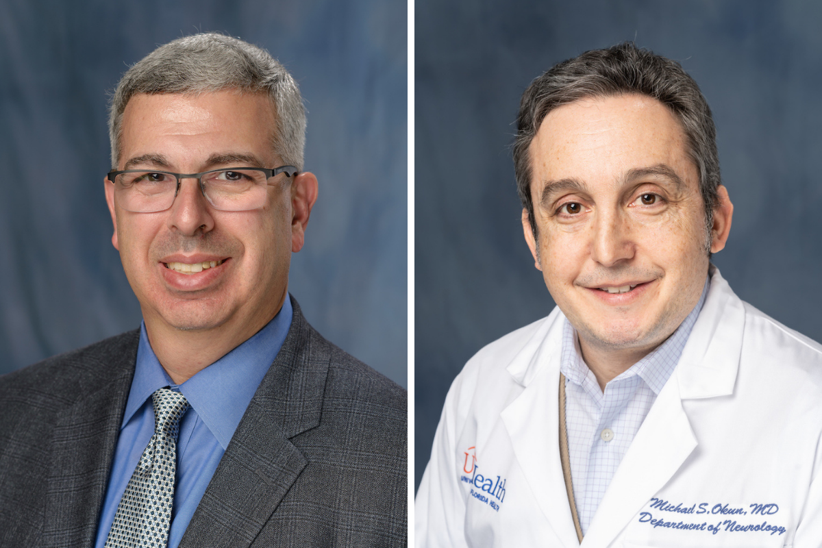 professional headshot of doctors michael jaffee and michael okun